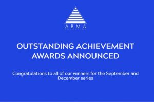 ABMA Education Outstanding Achievement Awards